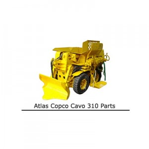 Cavo 310 Atlas Copco Autoloader Parts