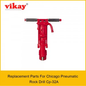 Cp 32A Chicago Pneumatic Rock Drill Parts