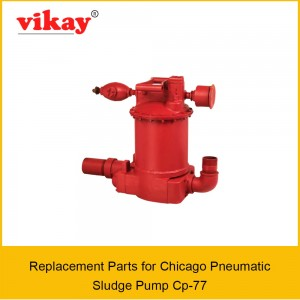 Cp 77 Sludge Pump Replacement Parts