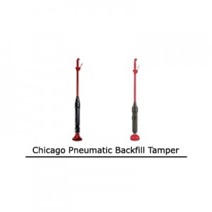 Chicago Pneumatic Backfill Tampers