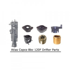 Bbc 120F Atlas Copco Drifter Parts