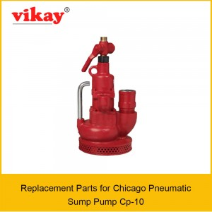 Cp 10 Chicago Pneumatic Sump Pump Parts
