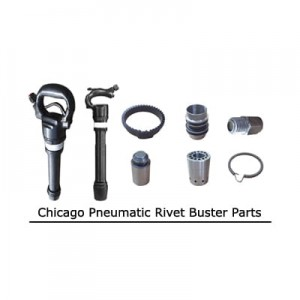 Chicago Pneumatic Rivet Buster Parts