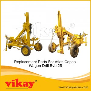 Bvb 25 Atlas Copco Wagon Drill Parts