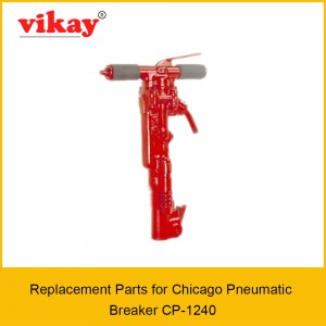 Cp 1240 Chicago Pneumatic Paving Breaker Parts