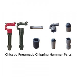 Chicago Pneumatic Chipping Hammer Parts