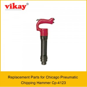 Cp 4123 Chicago Pneumatic Chipping Hammer Parts