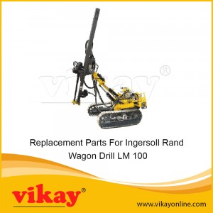 Ingersoll Rand Wagon Drill LM 100 Replacement Parts