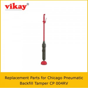 CP 004RV Chicago Pneumatic Backfill Tamper Parts