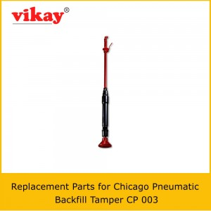 CP 003 Chicago Pneumatic Backfill Tamper Parts