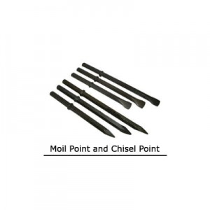 Moil Point and Chisel Point