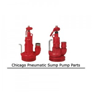 Chicago Pneumatic Sump Pump Parts