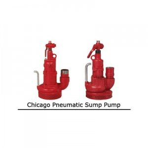 Chicago Pneumatic Sump Pump