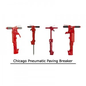 Chicago Pneumatic Paving Breaker