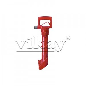CP 0222 CHIT Chicago Pneumatic Clay Digger