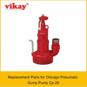 Cp 20 Chicago Pneumatic Sump Pump Parts