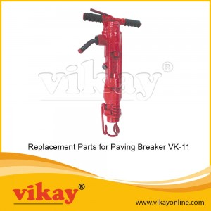 VK 11 - Vikay Paving Breaker Parts